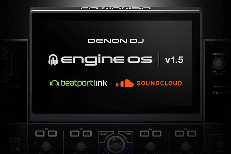 DenonDJ ENGINE eos1.5 HI