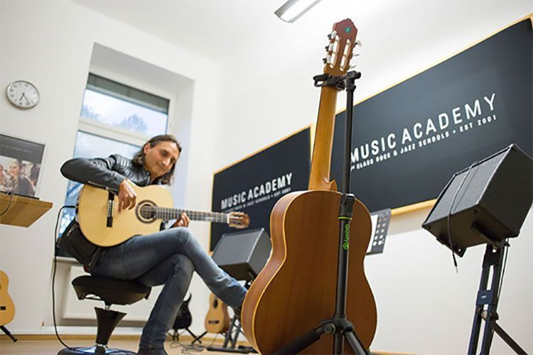 adam hall music academy