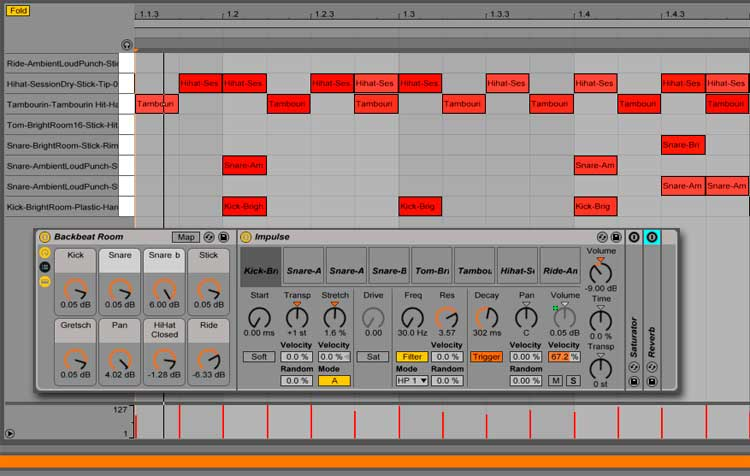 Ableton Live Compresion Paralela Paso 1 Impulse patron 750px