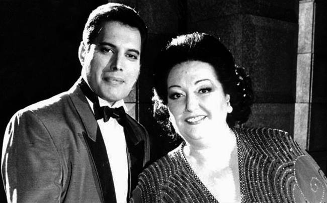 barcelona by freddie mercury and montserrat caballe the promo video was directed by david mallet and filmed at pinewood studios on 8th october 1987