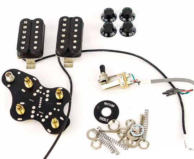 gibson special components