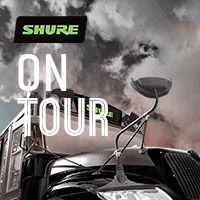 Shure On Tour 2019